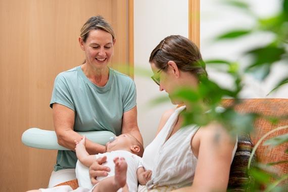 Kinder-Osteopathie Mainz Mütter